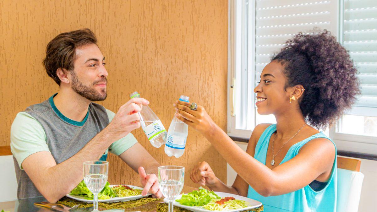 Hidratação para cuidar da saúde
