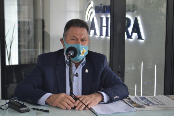 Velocidade da contaminação do coronavírus preocupa prefeito de Estrela