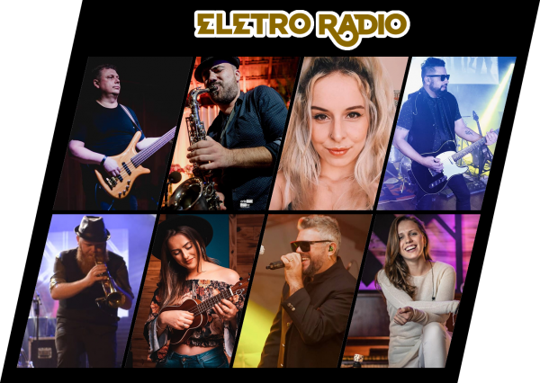 "Banda Eletro Radio abre lives do ""Circuito pela Vida"" nesta segunda-feira"