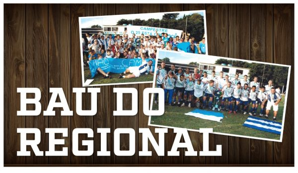 BAÚ DO REGIONAL – União Campestre