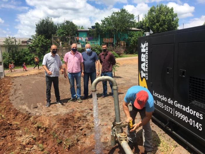 MP media tratativas entre Corsan e moradores do Santo Antônio