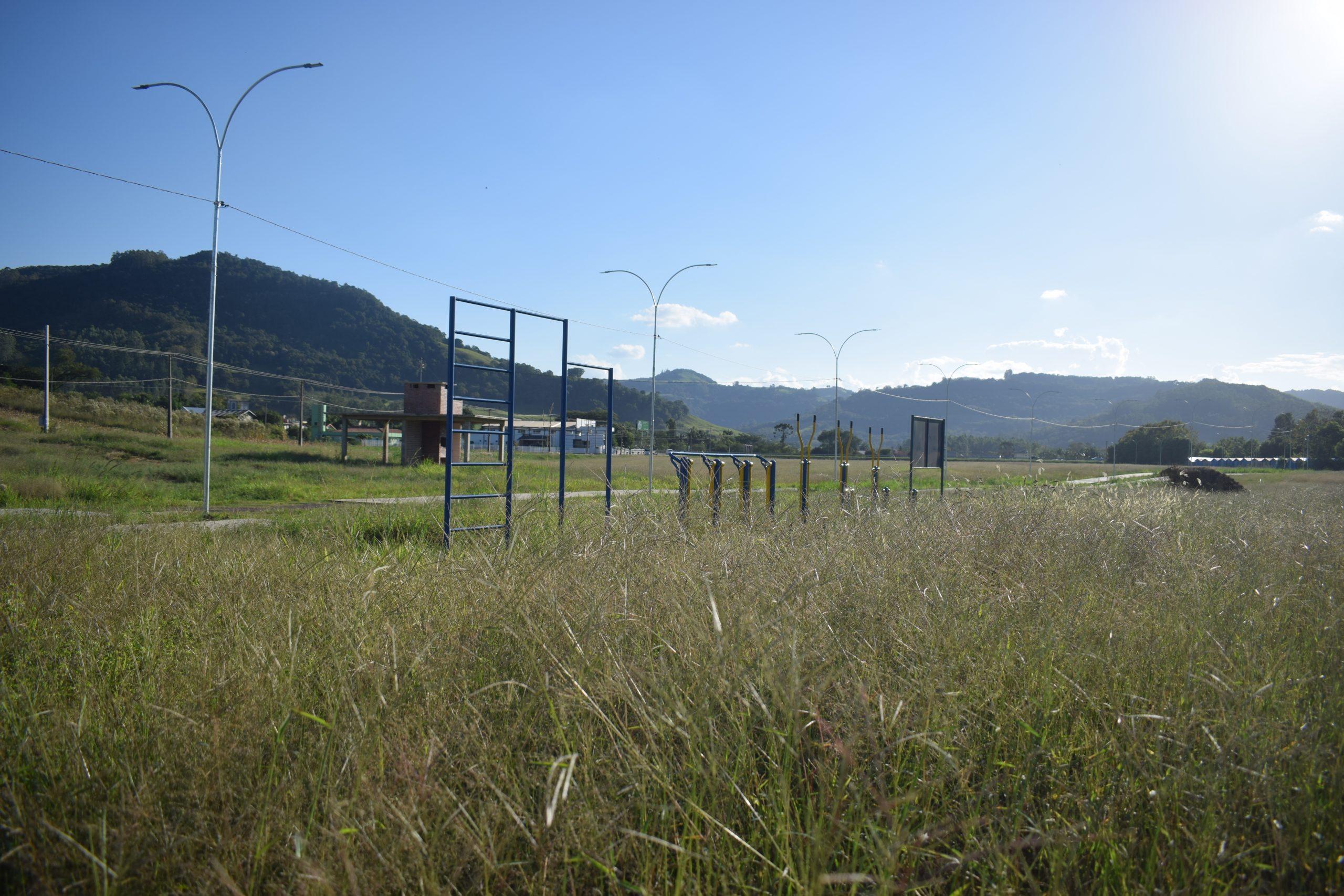 Municípios projetam continuidade de obras em parques