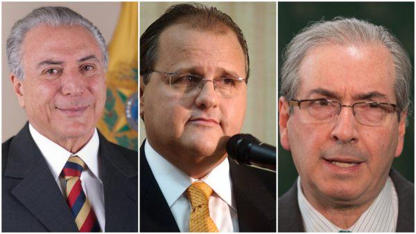 7 notícias: Juiz absolve Temer, Cunha e Geddel