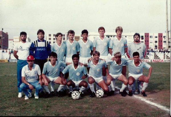 30 anos de uma equipe histórica