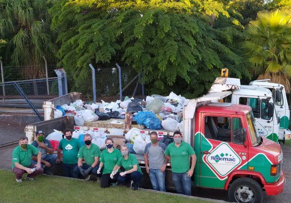 Redemac Mezzacasa recolhe donativos no sábado