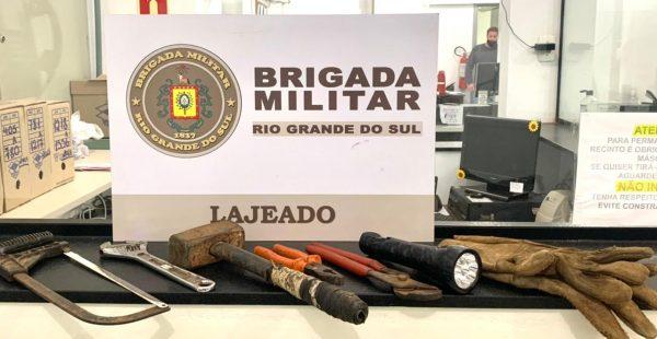 Homem é detido por tentativa de furto qualificado em Cruzeiro do Sul