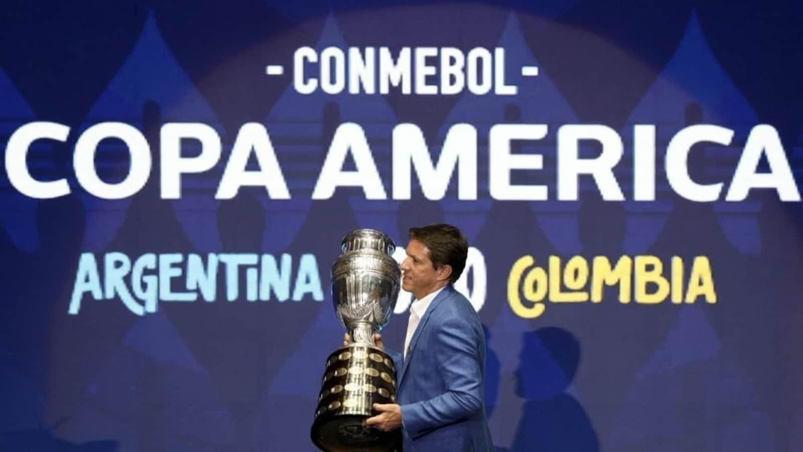 Brasil é a nova sede da Copa América - Grupo A Hora