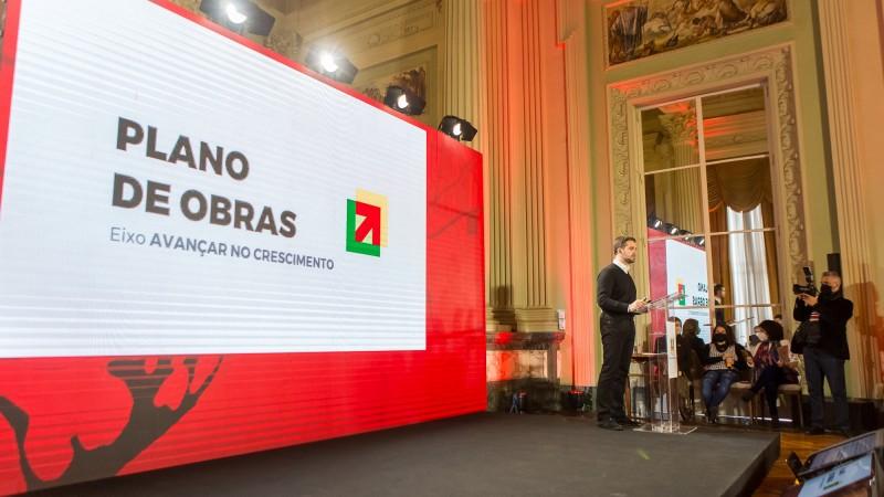 Plano de obras prevê investimento de R$ 1,3 bilhão