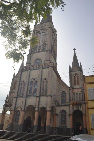 Paróquia Santo Inácio completa 140 anos
