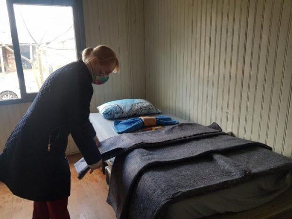 Taquari inaugura abrigo temporário