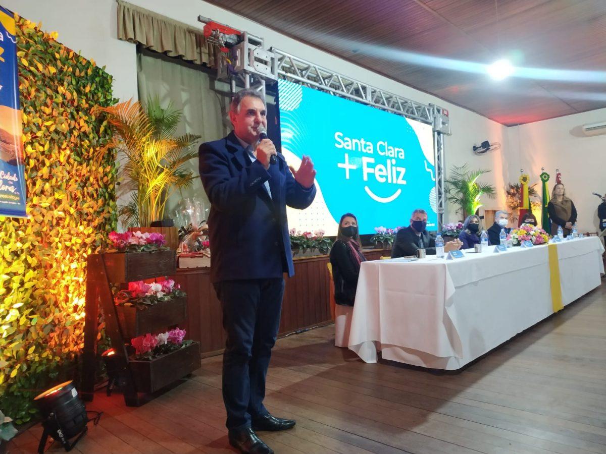 Município lança programa Santa Clara+Feliz