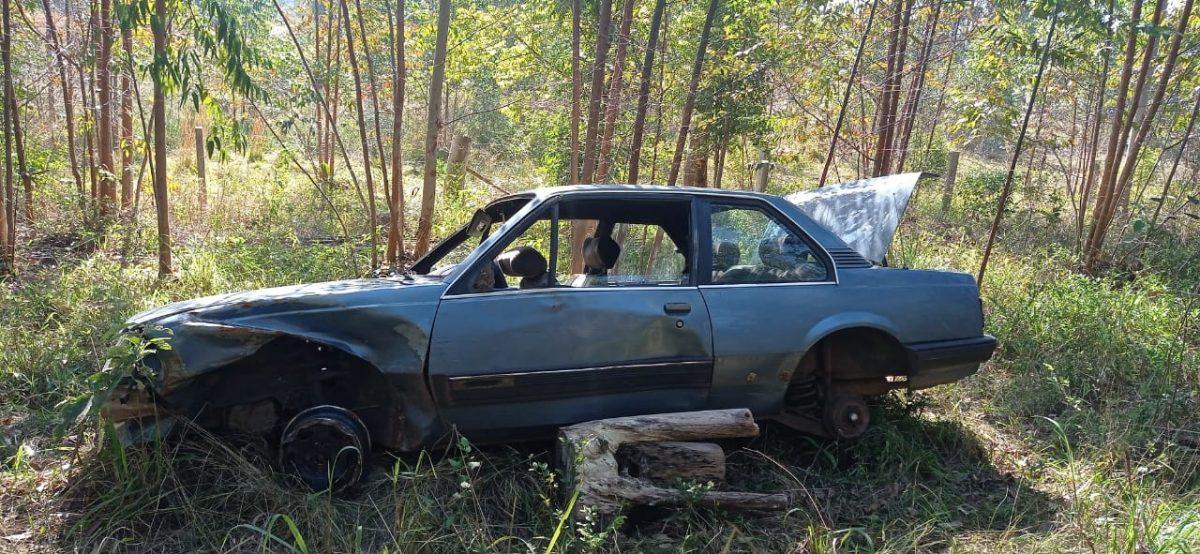 Brigada Militar de Taquari recupera veículo furtado