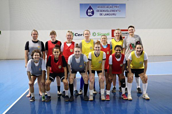 Teutônia Futsal prepara time para 2022