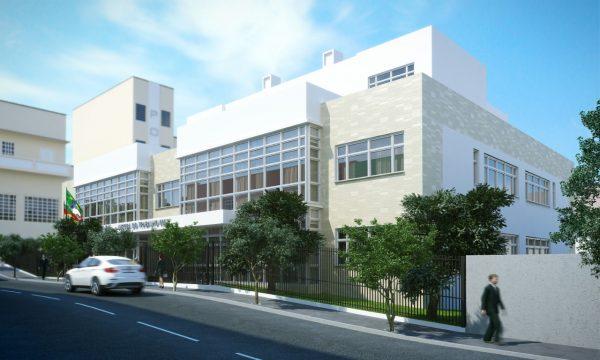 Nova sede do Foro Trabalhista de Estrela será inaugurado na próxima quinta-feira
