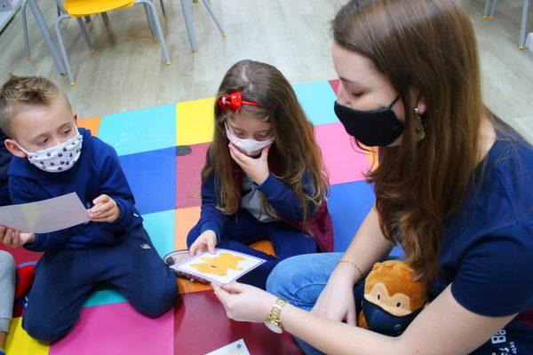 Educação Infantil integra Programa Bilíngue em 2022