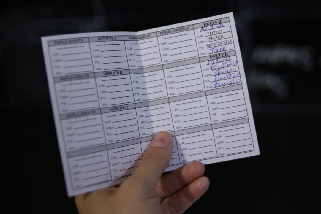 Passaporte vacinal será exigido no RS a partir de segunda-feira