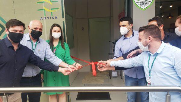 Município inaugura sede da Vigilância em Saúde