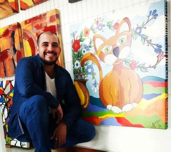 """""""A arte é uma forma de expressão  natural, não importa o que faça"""""""